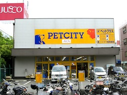 Petcity Shin-Ibaraki